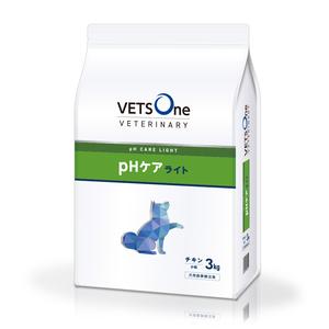 ベッツワンベテリナリー 犬用 pHケアライト チキン 小粒 3kg
