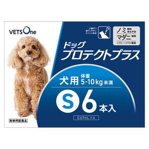 ベッツワン ドッグプロテクトプラス 犬用 S 5kg~10kg未満 6本 (動物用医薬品)