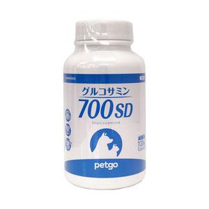 グルコサミン700SD ビーフフレーバー 120粒(小粒)