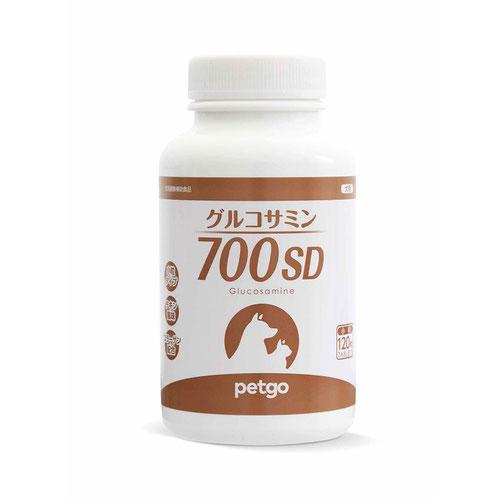 グルコサミン700SD チキンフレーバー 120粒(小粒)