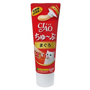 CIAO(チャオ) ちゅ~ぶ まぐろ 80g