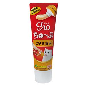 CIAO(チャオ) ちゅ~ぶ とりささみ 80g