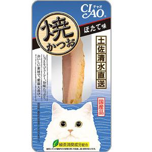 CIAO(チャオ) 焼かつお ほたて味
