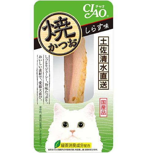 CIAO(チャオ) 焼かつお しらす味