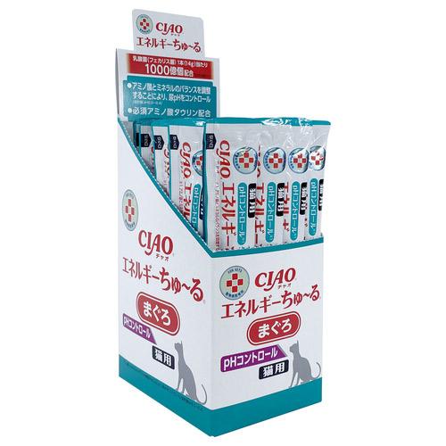 動物病院専用 CIAO(チャオ) エネルギー ちゅ~る pHコントロール まぐろ 14g×50本入