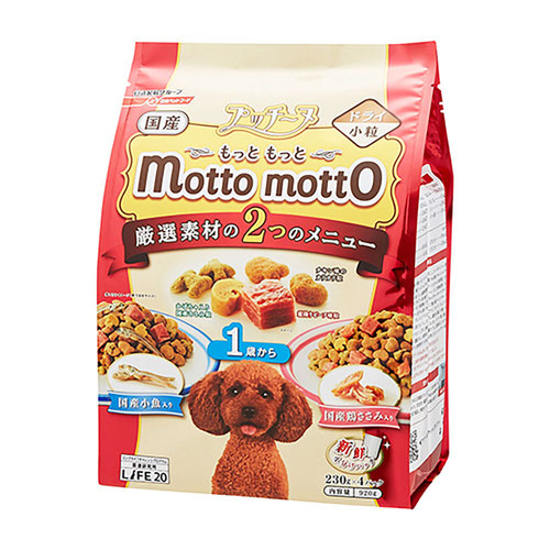 プッチーヌ mottomotto(もっともっと) ドライ 1歳から 920g【在庫限り】
