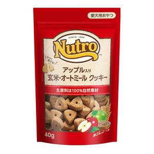 ニュートロ アップル入り 玄米・オートミール クッキー 40g