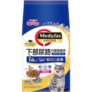 メディファス 1歳から チキン味 3kg