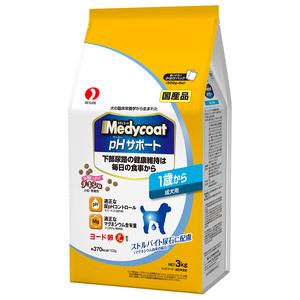 メディコート pHサポート 1歳から成犬用 3kg(500g×6袋入)