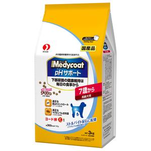 メディコート pHサポート 7歳から高齢犬用 3kg(500g×6袋入)