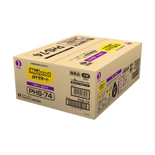 メディコート pHサポート 11歳から老齢犬用 6kg (500g×12袋入)