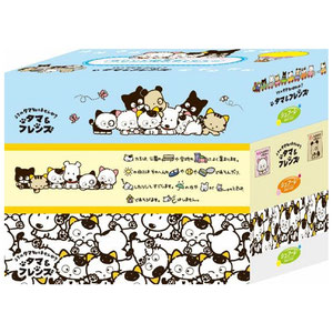 タマ&フレンズ BOXティシュー 150組×3P