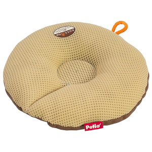 ペティオ zuttone(ずっとね) 老犬介護用 床ずれ防止クッション ドーナツ型 大