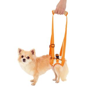 ペティオ zuttone(ずっとね) 老犬介護用 歩行補助ハーネス 後足用 S