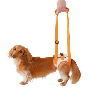 ペティオ zuttone(ずっとね) 老犬介護用 歩行補助ハーネス 後足用 M