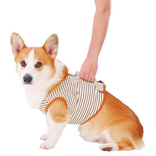 ペティオ zuttone(ずっとね) 老犬介護用 補助機能付ベスト L