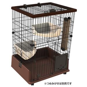 ペティオ necoco(ネココ) 仔猫からのしつけにもぴったりな キャットルームサークル