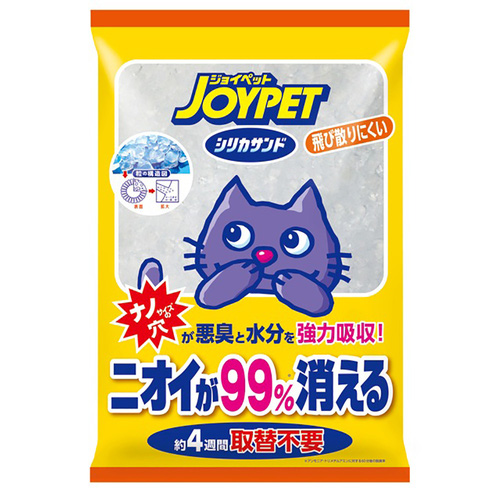 JOYPET(ジョイペット) シリカサンド 4.6L