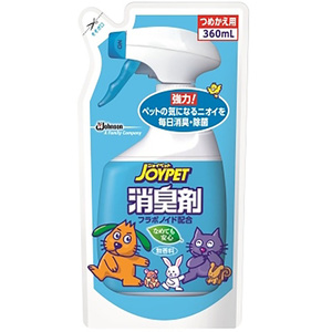 JOYPET(ジョイペット) 液体消臭剤 つめかえ用 360mL
