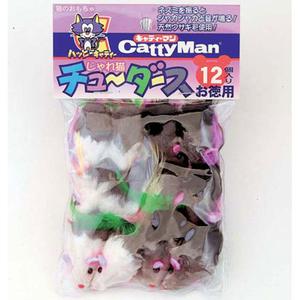 キャティーマン じゃれ猫 チューダース 12個入り