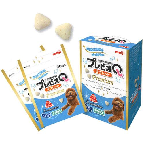 プレビオQタブレット プレミアム 犬用 50粒×5袋