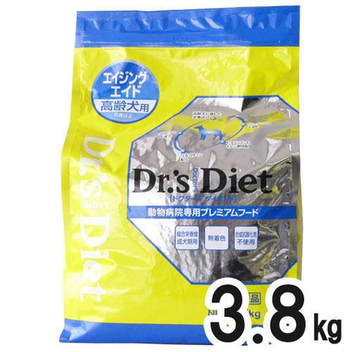 ドクターズダイエット犬用 エイジングエイド(高齢犬用) 3.8kg