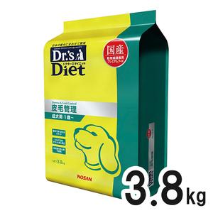 ドクターズダイエット 犬用 皮毛管理 3.8kg
