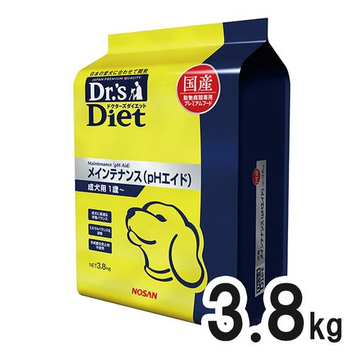ドクターズダイエット 犬用 メインテナンス(pHエイド) 3.8kg