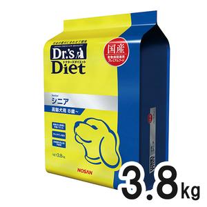 ドクターズダイエット 犬用 シニア 3.8kg