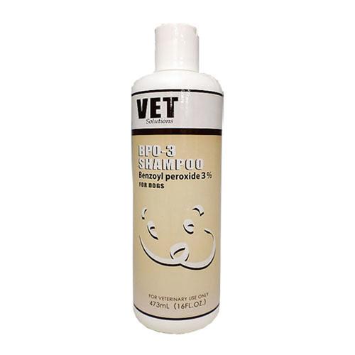 VET Solutions BPO-3シャンプー 犬用 473mL