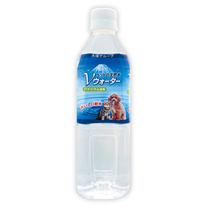 ペットの天然水 Vウォーター 500ml