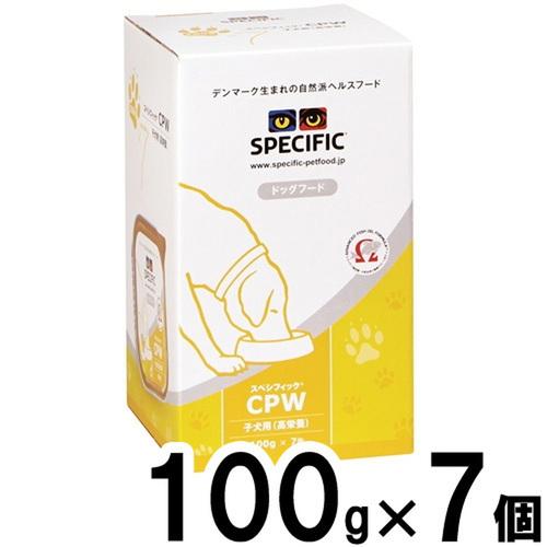 スペシフィック 犬用 CPW  ウェット 100g×7