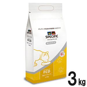 スペシフィック 猫用 FCD ドライ 3kg