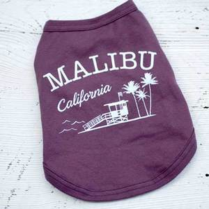 カリフォルニアヴィンテージ Malibu ダークチェリー